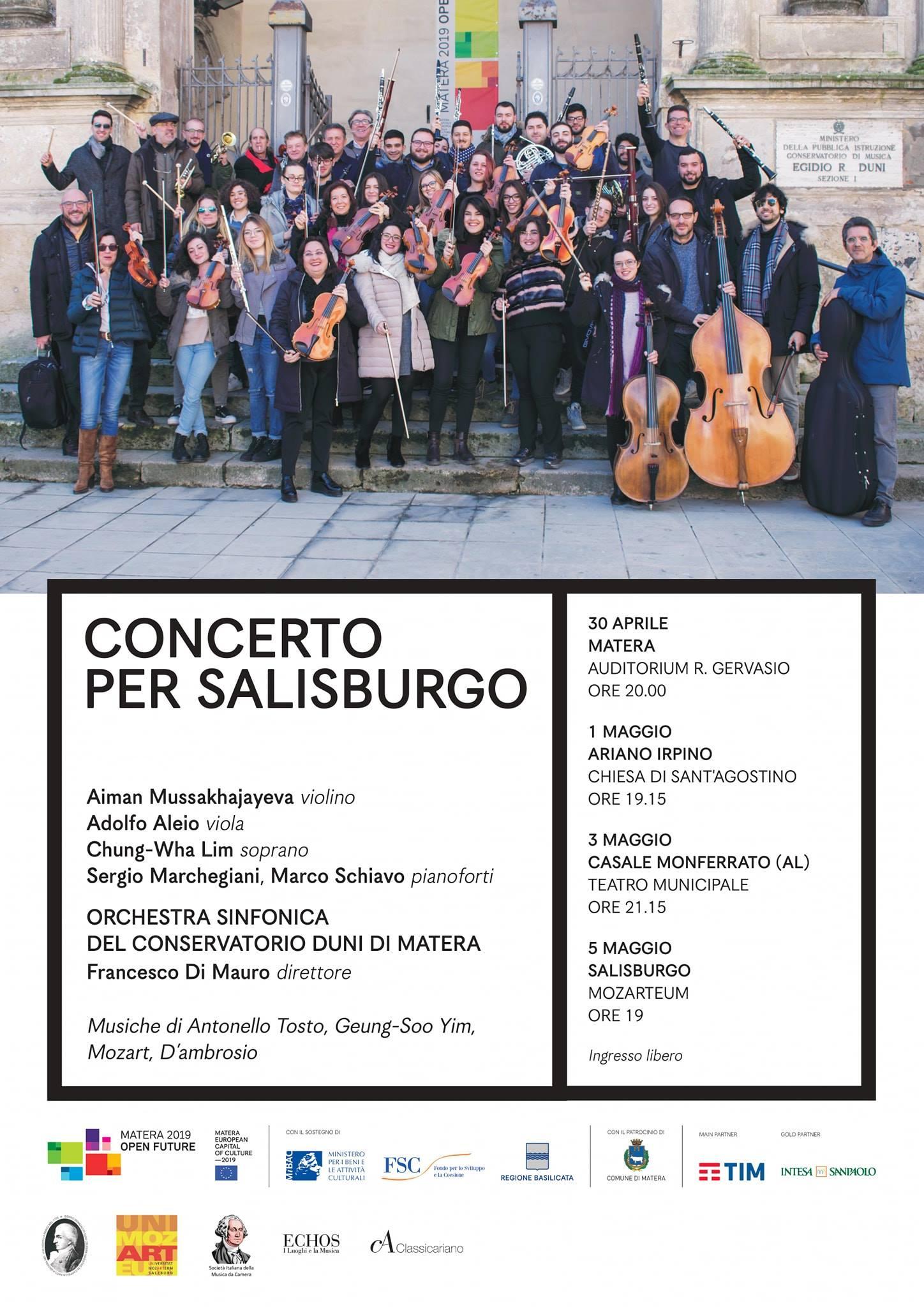 Concerto per Salisburgo