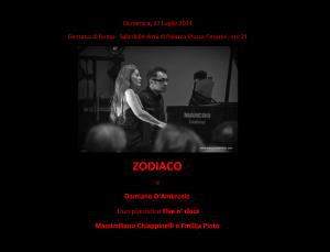 concerto genzano 27 luglio